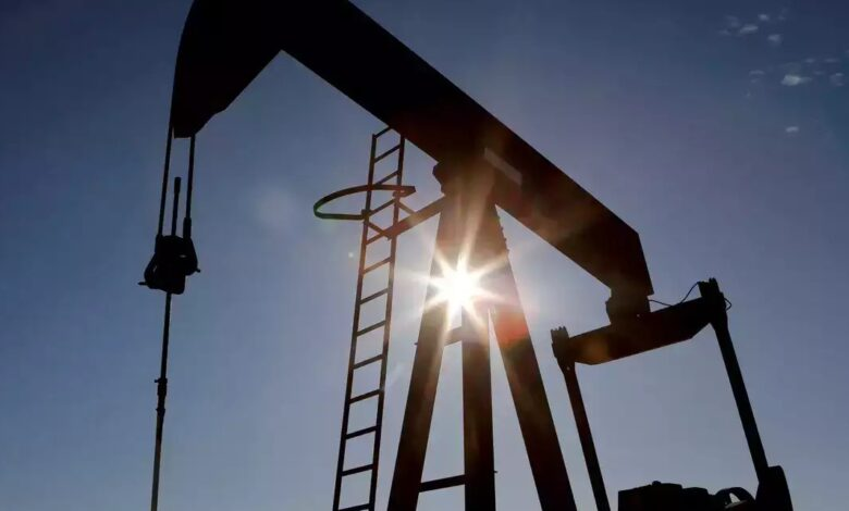 The surge of crude oil prices
